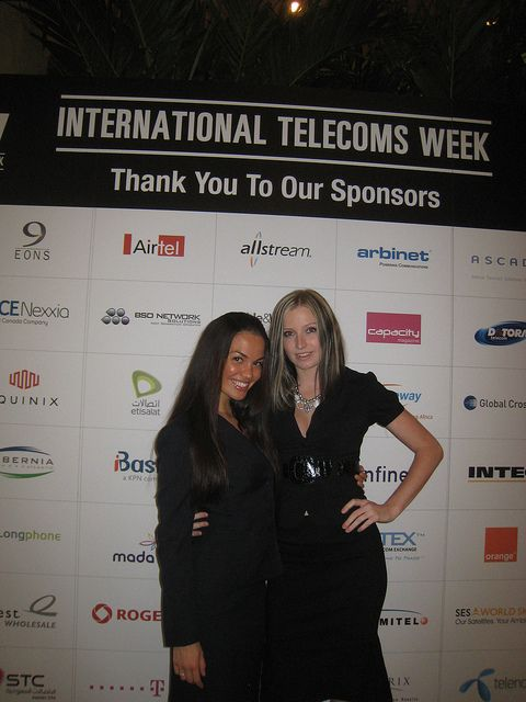 Staged at the exquisite Hyatt Regency #Hotel Convention Center in #Chicago this is the  largest #telecommunications #conference in the world
