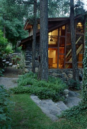 Pinterest the world s catalog of ideas for Cabins in oak creek canyon