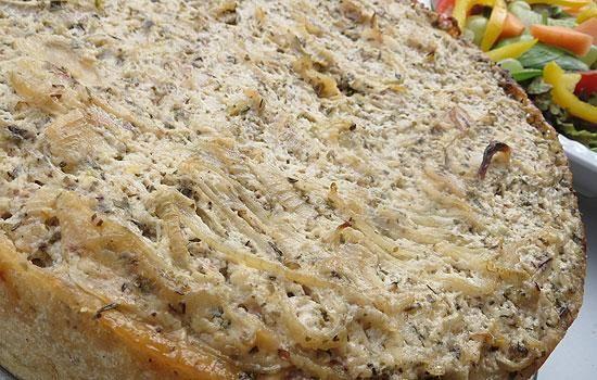 Sonnentor Omi's Zwiebelkuchen