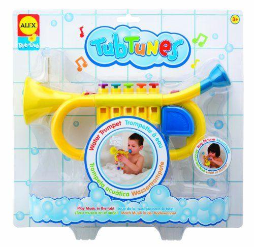 Alex – ALX4025 – Jouet de Bain – Trompettes d'eau | Your #1 Source for Toys and Games