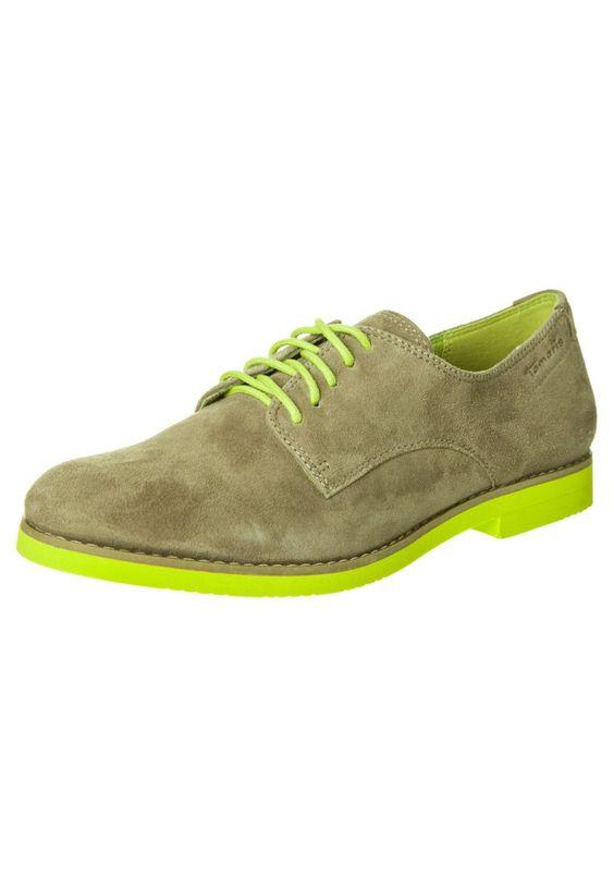 Tamaris - Chaussures à lacets - beige 80€