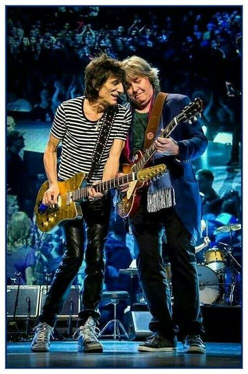Ronnie & Mick Taylor