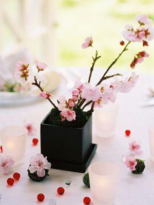【結婚式】春のおしゃれなテーブルコーディネート・装花集【ウェディング】 ,