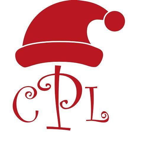 Santa hat silhouette