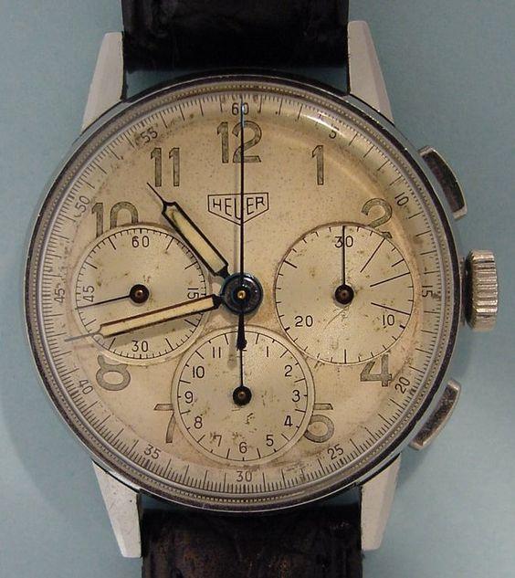 Heuer 1940 Chronograph