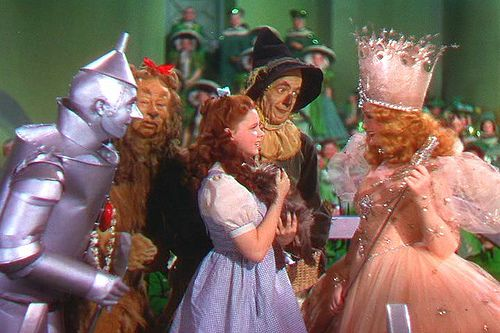 The Wizard of Oz (1939) by twm1340, via Flickr: