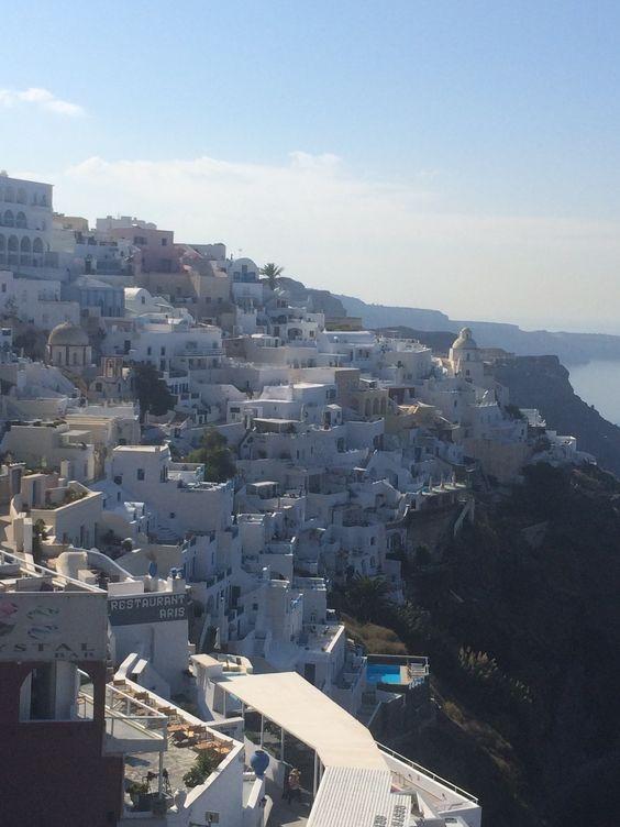 Ausflug in Santorini