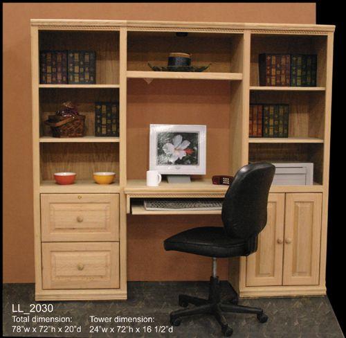Wall Desk Units For Home: Desks, Furniture And Computer Desks On Pinterest