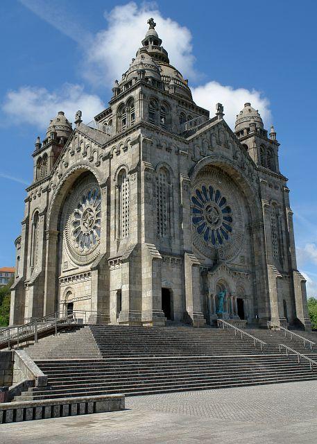 Templo SCJ Santa Luzia 1 - Santuário de Santa Luzia – Wikipédia, a enciclopédia…