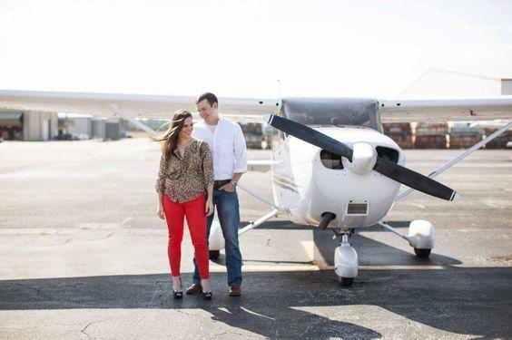 airplane engagement