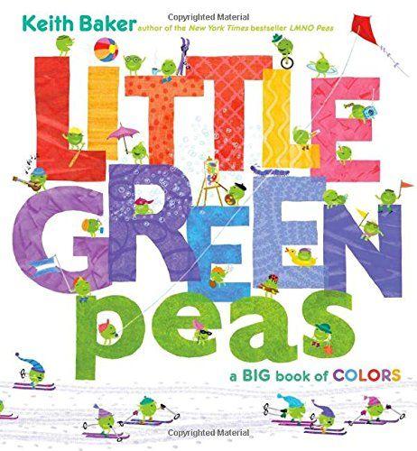 Little Green Peas - MAIN Juvenile PZ8.3.B175 Lj 2014  - check availability @ https://library.ashland.edu/search/i?SEARCH=9781442476608: