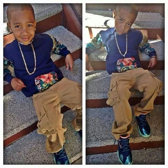 When i have a son he will dress like this