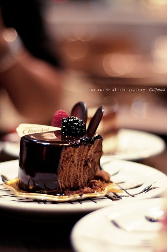 Chocolate Mousse by Ray Anthony Erasmo