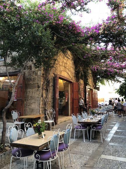 The Old Souk of Byblos BEIRUT, LEBANON