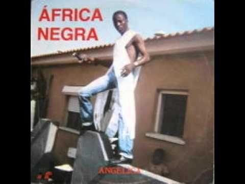 Africa Negra(São Tomé)- Cimoda
