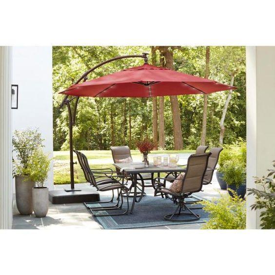 11 Ft Patio Umbrellas Decordip Com In 2020 Patio Umbrella Outdoor Patio Umbrellas Offset Patio Umbrella