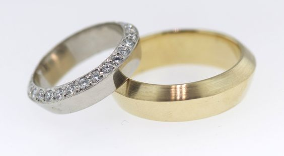 Make your own Wedding Rings Workshop  For couples who want to create truly meaningful bands for one another    Wade and Danielle3.jpg