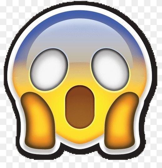 Free Download A Shocked Expression Png Image Iccpic Iccpic Com Shocked Emoji Emoji Faces Emoji