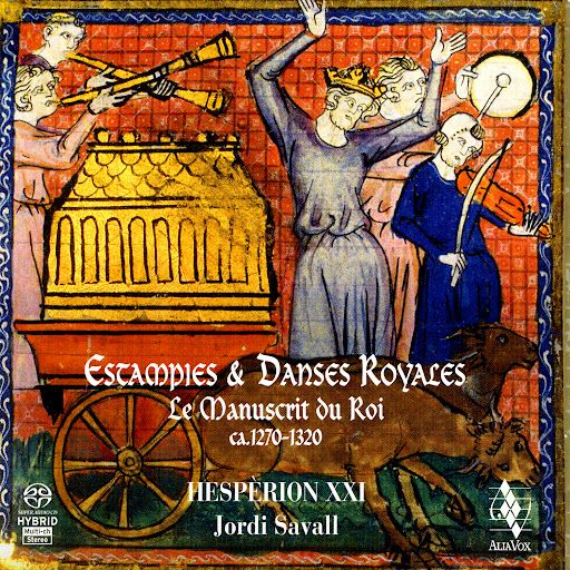 ▶ Estampies Royales s. XIII - HESPÈRION XXI & Jordi SAVALL.wmv - YouTube