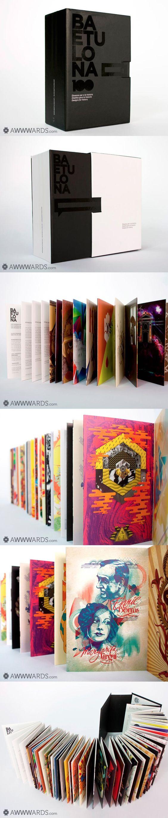 Baetulona: 100 Designs for History #Book #design #art