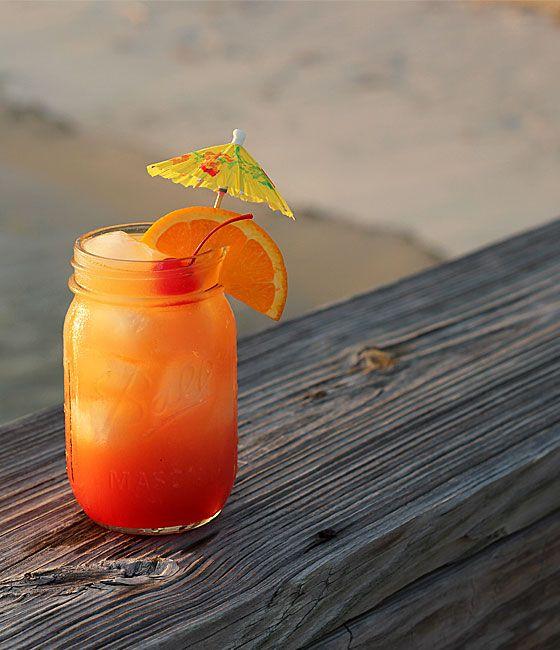 ... it show me rum malibu rum rum punches limes pineapple juice orange