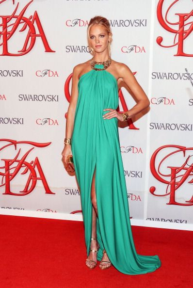Erin Heatherton looking lovely #2012CFDAAwards #RedCarpetLoves