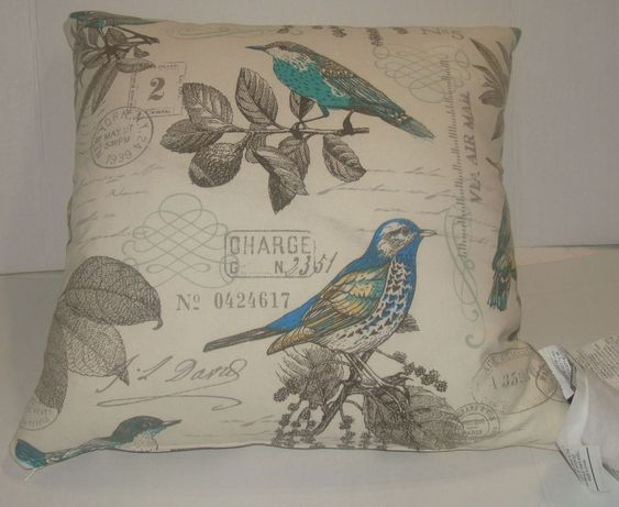 Newport, Vintage style and Throw pillows on Pinterest