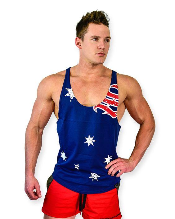 @strongliftwear World Series - Taperback - Aussie #fitness www.strongliftwear.com