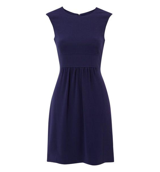 Purple Orianna Dress | Casual Dresses | Dresses | Hobbs