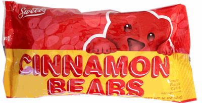 Cinnamon Bears 16oz.