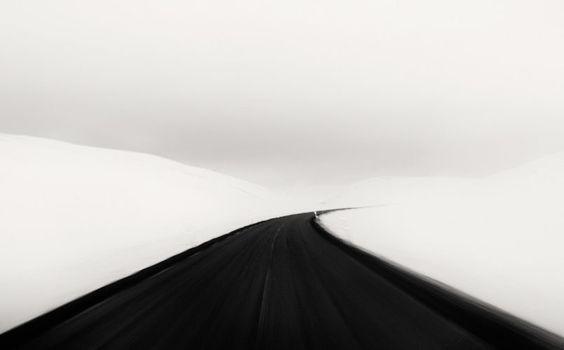 Estradas viajou menos por Andy Lee | Inspiração da grade | Inspiração