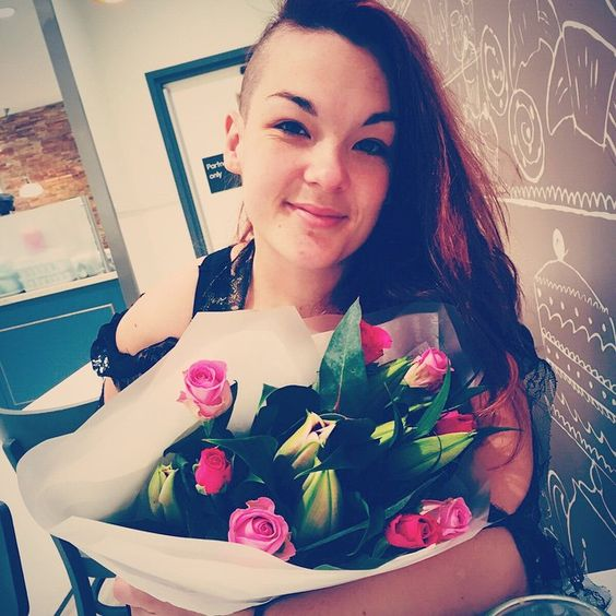 Eve Hazelton (@eve_hazelton) | Popped into Waitrose cafe for coffee after dropping the car into the garage - desperately trying to function normally & stay awake, when a member of staff appeared with this beautiful bunch of flowers! Such kindness & generosity certainly makes me feel less ill! Thank you! #myfancyyear #Waitrose #customerservice | Intagme - The Best Instagram Widget