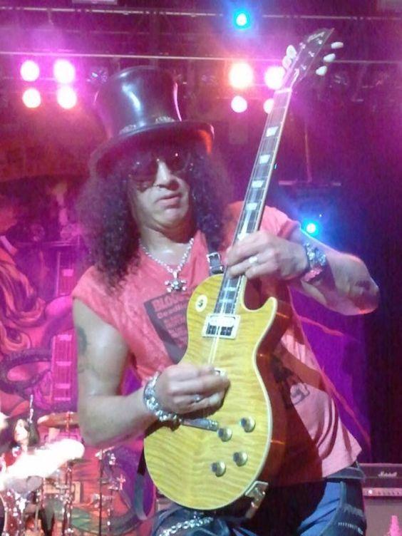 Slash!!! :D