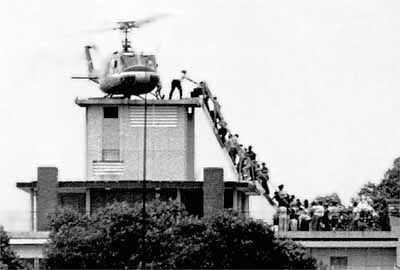 37 years ago Saigon fell and US involvment in Vietnam ended.