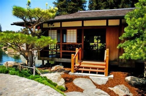 Traditional Japanese House | ... Your House with Japanese Home Decor : Traditional Japanese Home Design