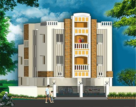 3 BHK Flats & Apartments for Sell at Avadi, Chennai North in Avadi
