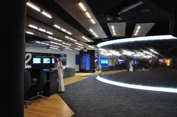 GE Saudi Innovation Centre on Behance