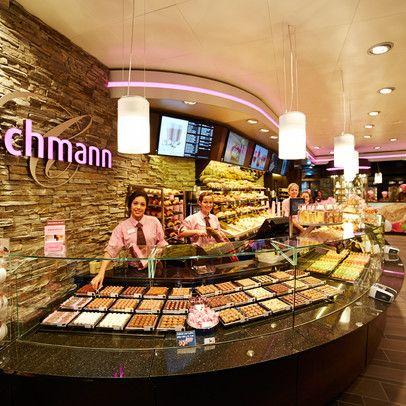 Confiserie Bäckerei Konditorei Bachmann im Sihlcity Zürich