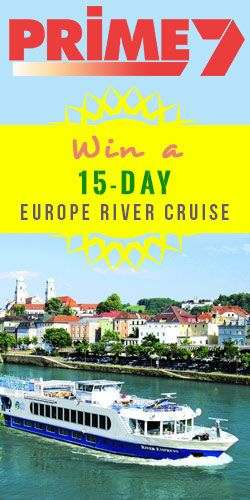 Win a 15-Day Europe River #Cruise! #travel #vacation #competition