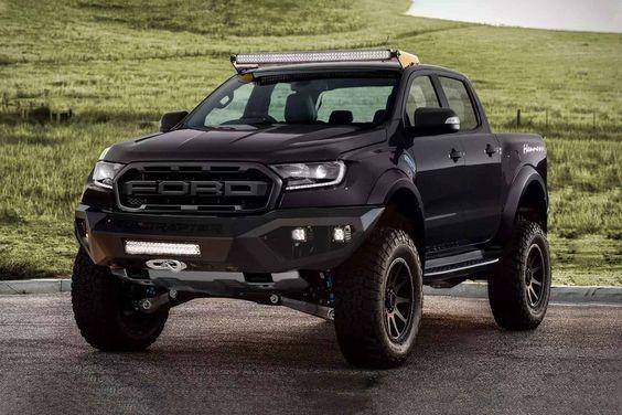 2019 Hennessey Velociraptor Ranger Truck Ford Ranger Ranger