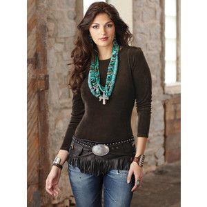 western wear for women