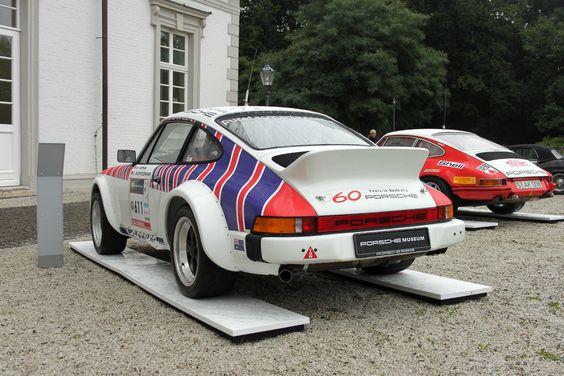 1987 Porsche 911 SC San Remo