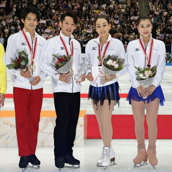 Japan Open 2013高橋大輔さん