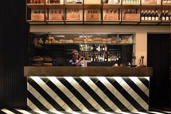 Quarter Café, Melbourne CBD   Travis Walton