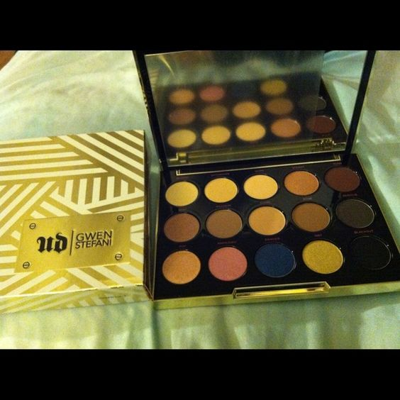 Brand New! UD Gwen Stefani Palette This is a Brand New Urban Decays newest palette by Gwen Stefani. It has amazing neutrals and bolder colors making it an awesome alternative or addition to your Naked palettes. Retails for $58 in ulta/sephora making this an awesome deal!!! Will ship ASAP for Xmas! Urban Decay Makeup Eyeshadow