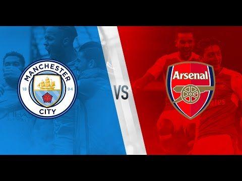 Manchester City Vs Arsenal Premier League 2018 Prediction