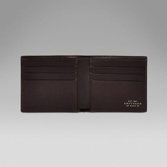 Mara Six Card Wallet - Smythson