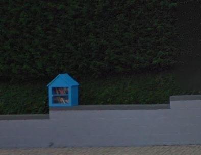 Boîte à livres Feneur Dalhem