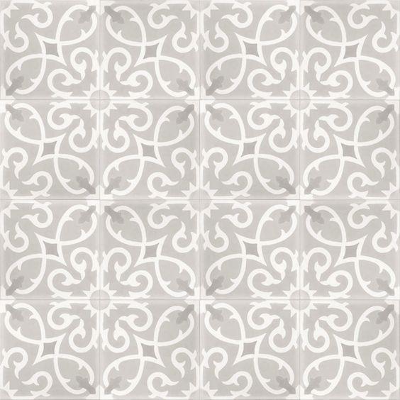 Moroccan Cement Tile Floor Best Bathroom Flooring Bathroom Floor Tile Patterns Patterned Floor Tiles