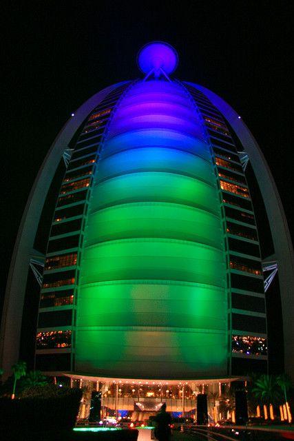 Burj al arab dubai the world and travel for Seven star hotel in dubai